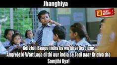 Jhanghiya Chillar Party Comedy Film Dialogue