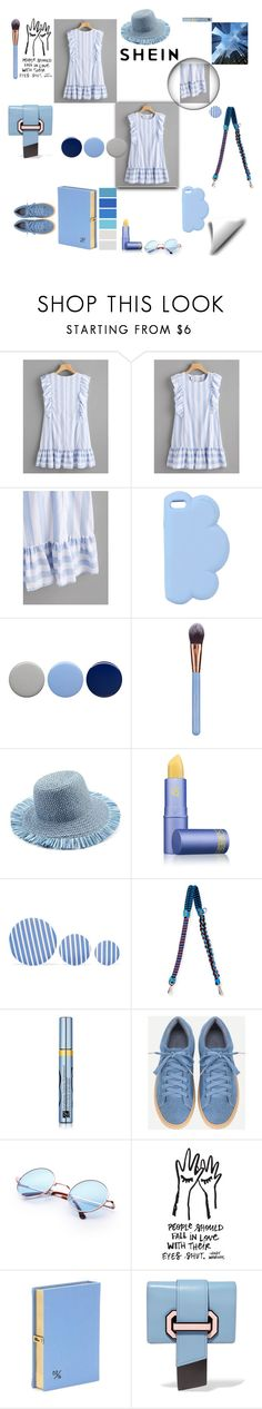 """""""# SHEIN"""" by jeezel ❤ liked on Polyvore featuring STELLA McCARTNEY, Burberry, Luxie, Eric Javits, Lipstick Queen, Balenciaga, Proenza Schouler, Estée Lauder, Andy Warhol and Olympia Le-Tan"""