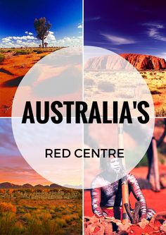 Must-see and experience when you come to visit some of Australia's most famous sights  - Uluru, Kings Canyon and Kata Tjuta are some of the must-see destinations in the Australian Red Centre, Northern Territory, Australia