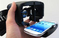 No pierdas la ocasión de conseguirte este visor #3d ,   #gafas  de realidad #virtual  de alta calidad válido para #smartphone ,  compatible con #ios  y #android ,  que entre otras muchas características cuenta con control de aplicaciones. #tecnología