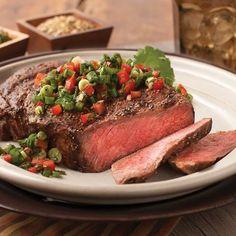 Omaha Steaks 4 (8 oz.) Ribeyes $60.99