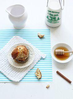 Easy Banana Muffin Recipe |