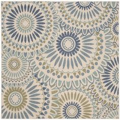 Meticulously Woven Chaboys Rug (7'6 Square) - 18130327 - Overstock.com Shopping - Great Deals on Round/Oval/Square