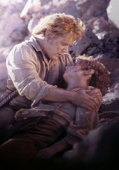 """""""Do you remember the Shire, Mr Frodo?"""""""