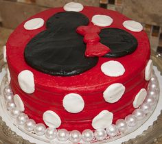 Minnie Cake for Ash, maybe next year or could do 2 1/2 birthday