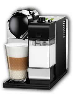 Makes a great cappuccino.  Lattissima Plus Espresso Machine, The Perfect Cappuccino | Nespresso