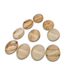 Areca leaf plates - Round shape