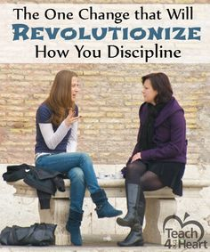The One Change that Will Revolutionize How You Discipline | Teach 4 the Heart classroom manag