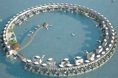 Design Firm Attempts To Create Floating Islands To Save Locals From Flooding