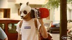 Cro. Skateboard. Supreme Deck.