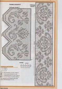 Victoria - Handmade Creaciones: cortinas de encaje romántico