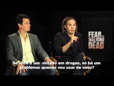 Fear the Walking Dead - entrevista