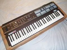 SIEL DK-80.  This was my first synth ever. Still have it, but it is long since inop. Would LOVE to find another someday.