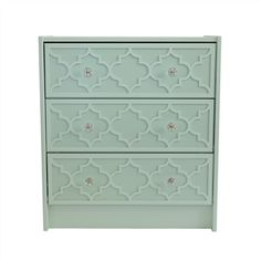 "O'verlay's ""Jasmine""  Kit for IKEA RAST (3 drawer)"