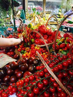 Eat The Rainbow, Farmers Market, Vitamins, Lose Weight, Fruit, Vegetables, Heart, Food, Veggie Food