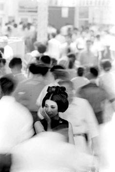 Tokyo, Japan. 1964, a photo by Michael Rougier