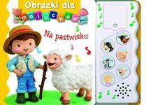 Obrazki dla maluchów. Na pastwisku - Opracowanie zbiorowe za 30,49 zł   Książki empik.com