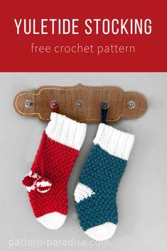 848 best Christmas Crochet images on Pinterest in 2018   Christmas ...