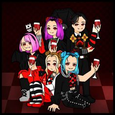 This is not my art so please don't think it is Roblox 2006, Cute Youtubers, Aphmau Fan Art, Monkey King, Wallpaper Iphone Disney, Magic Art, Yandere, Doodle Art, Pretty Pictures