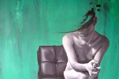 Realistic yet abstract paintings by Eduardo Mata Icaza - Bleaq