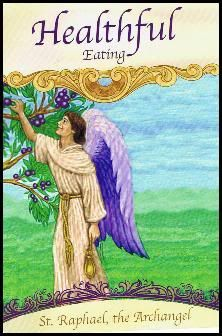 the Saints & Angels Oracle Cards Healhful eating - Buscar con Google