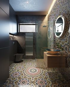 Des salles de bain au style oriental | BATHE | Pinterest | Oriental ...