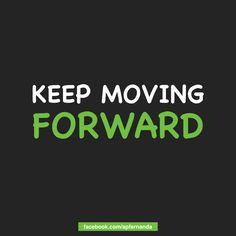 Keep moving forward (Continue seguindo em frente) A persistência é a chave para se manter firme em seu propósito. #KeepMovingForward #SigaEmFrente #Enfrente #Persistência #Foco #Resiliência #Propósito #Determinação #Vida #Life #Sonhos #Objetivos #Metas #Engajamento