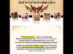 Tattoo My Brain - Over 6,000 Tattoo Designs.