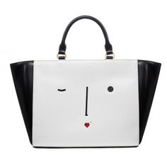 New Face Polished Leather Cesca Tote #london #shopping #fashion #retailer #gng