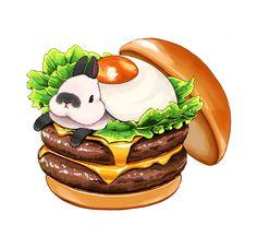 Shashin Nikki — Cute Animals x Food by らいらっく