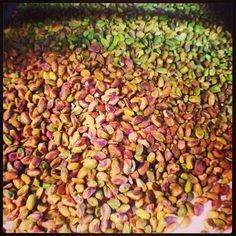 #Pistachios #roasted Photo by huckcafe
