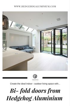 Hedgehog Aluminium Systems can offer a range of Bifolding Doors, Aluminium French Doors and Single Aluminium Doors perfect for renovations or new builds. We also provide a range of aluminium door designs to suit many budgets and homes. Aluminium Door Design, Aluminium French Doors, Crittal Doors, French Doors Patio, Patio Doors, Bifold Doors Onto Patio, French Windows, Internal Folding Doors, Bungalow Renovation