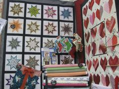 Patchwork and Company. Creativa Madrid 2014