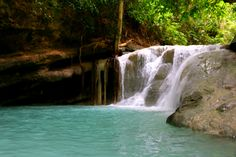 Level 2 in Aguinid Waterfalls