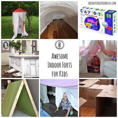 activities for kids 8 awesome indoor forts