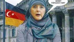 Zur Islamisierung Deutschlands unter Merkel & Co