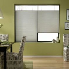 Cordless Top Down Bottom Up Cellular Shades in (47 to 47.5 Inches Wide) (47W x 36H )