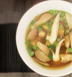 Do you love miso soup as much as we do? So simple, yet so full of flavour!