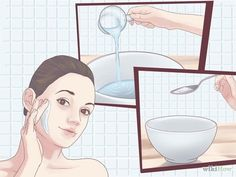 Imagem intitulada Get Rid of Pimples with Baking Soda Step 3