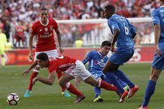 Benfica - Feirense em Imagens - Red Pass