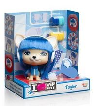Vip Pet Taylor Deportista Toy Chest Monster High Lps