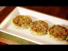 Receita de hambúrguer de quinoa - Vix