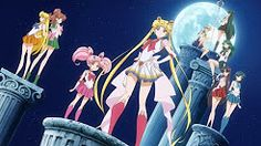 sailor moon cristal - YouTube