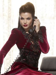 Regina is absolutely my favorite character! She is so BA and I have always had a love for misunderstood villains :)