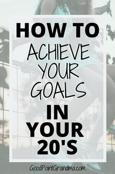 You're 20's are hard, let's be honest. They take a lot of time to figure out adulting and how to master your new set of goals. In this post, you'll find the ultimate guide to accomplishing those goals and what you need to do to achieve your goals after college in your 20's.... After College, College Life, Achieving Goals, Achieve Your Goals, Self Development, Personal Development, Tips Instagram, Early Retirement, Retirement Quotes