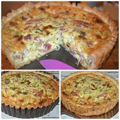 this quiche is amazing and will please all taste buds.