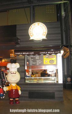 Charlie Brown Cafe Singapore at 313@Somerset ♪♪♪ | Timeless Confection