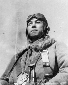 ki-84 ace Koki Kawamoto in 1945