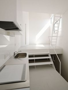 timber multi level apartment building - Google Search