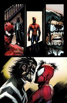 Venom Issue - Read Venom Issue comic online in high quality Comics Online, Venom, Spiderman, Comic Books, Superhero, Fictional Characters, Pencil, David, Amazing